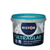 Histor muurverf ultraglad wit 10 liter