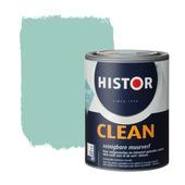 Histor Clean muurverf reinigbaar zijdeglans geest 1 l