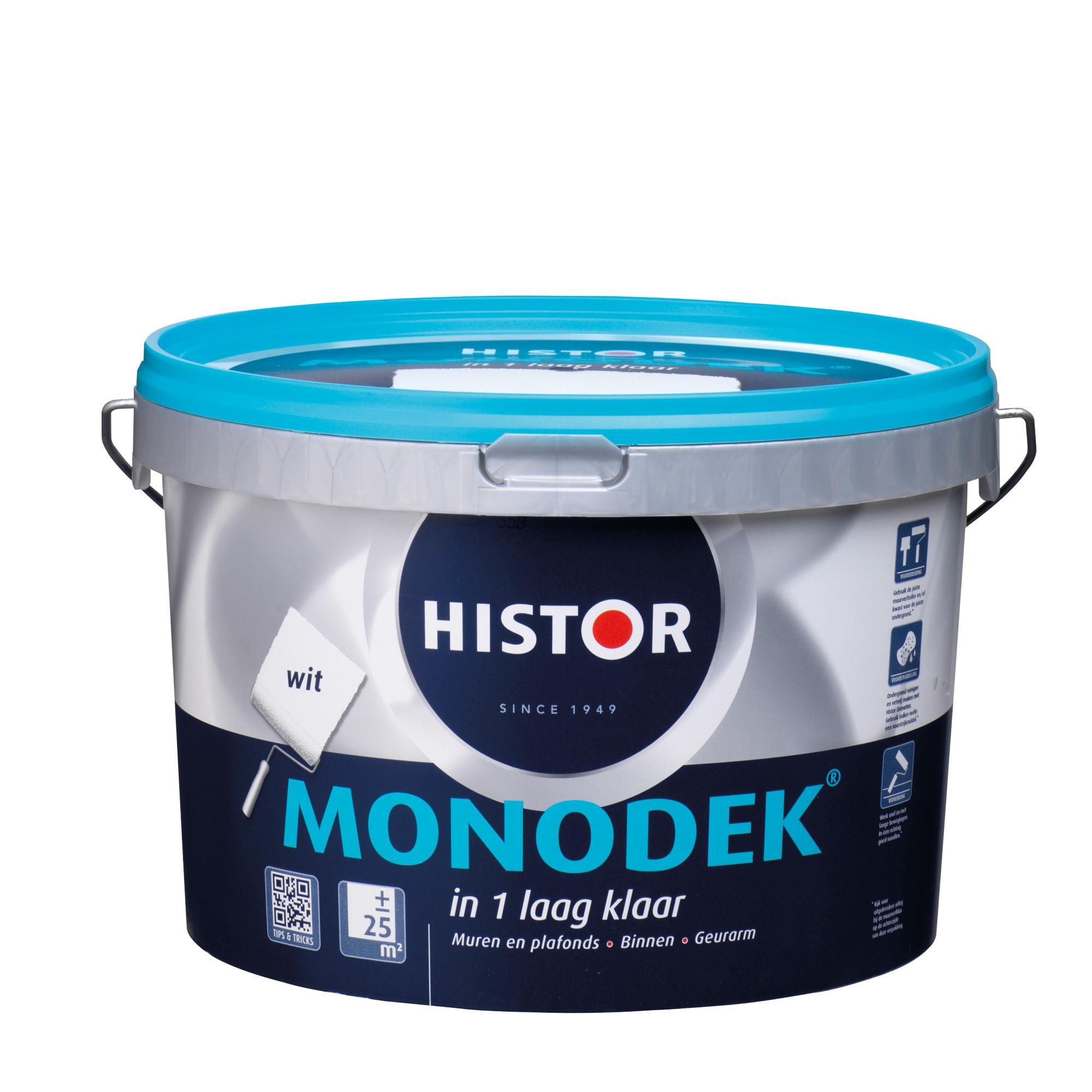 Histor Monodek 2,5 liter