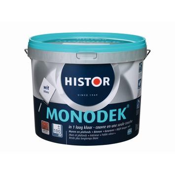 Histor Monodek 10 Liter Wit