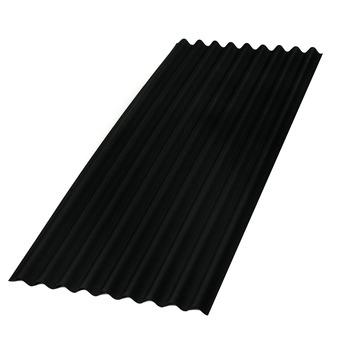 Aquaplan Topline bitumen golfplaat 200x86 cm zwart