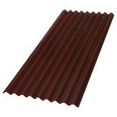 Aquaplan Topline bitumen golfplaat 200x86 cm rood