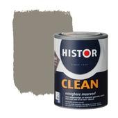 Histor Clean muurverf reinigbaar zijdeglans klei 1 l