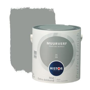 Histor Perfect Finish muurverf mat tin 2,5 l