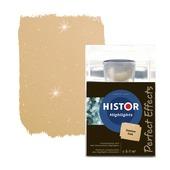 Histor Highlights muurverf transparant summer gold 750 ml