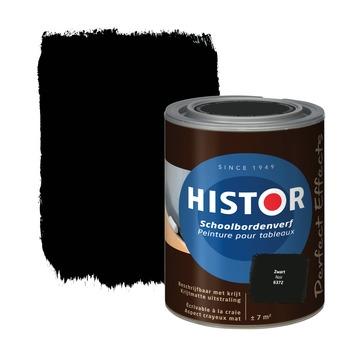 Histor Perfect Effects schoolbordenverf mat zwart 1 l