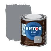 Histor Perfect Effects lak zijdeglans zilver 250 ml
