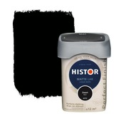 Histor Perfect Finish lak mat zwart 750 ml