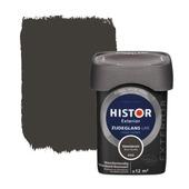 Histor Exterior lak zijdeglans veensbruin 750 ml