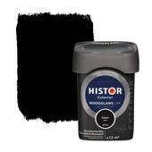 Histor Exterior lak hoogglans zwart 750 ml