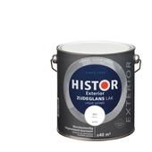 Histor Exterior lak zijdeglans wit 2,5 l