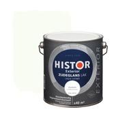 Histor Exterior lak zijdeglans zonlicht ral 9010 2,5 l