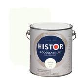 Histor Perfect Finish lak hoogglans leliewit 2,5 l