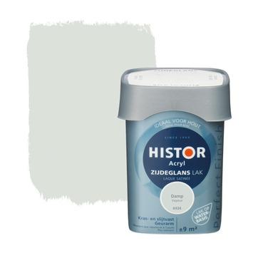 Histor Perfect Finish lak waterbasis zijdeglans damp 750 ml