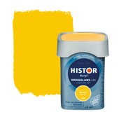 Histor Perfect Finish lak waterbasis hoogglans banaan 750 ml