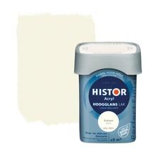 Histor Perfect Finish lak waterbasis hoogglans katoen 750 ml
