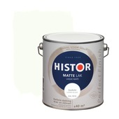 Histor Perfect Finish lak mat zonlicht 2,5 l