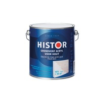 Histor Perfect Base grondverf acryl hout wit 2,5 l