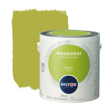 Histor Perfect Finish muurverf mat marjolein 2,5 l