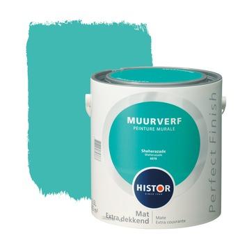 Histor Perfect Finish muurverf mat sheherazade 2,5 l
