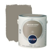 Histor Perfect Finish muurverf mat klei 2,5 l