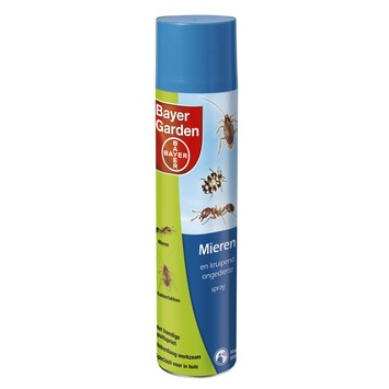 Bayer mieren & kruipend ongediertespray 400 ml