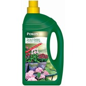 Pokon plantenvoeding balkon & terras (fles 1 ltr)