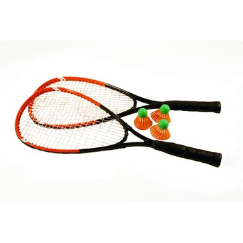 SPORTX power badmintonset