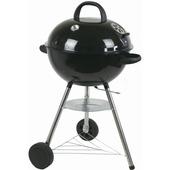 Kogelbarbecue Deluxe zwart 56 cm