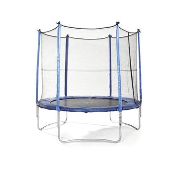 Trampoline 305 cm inclusief palen en net