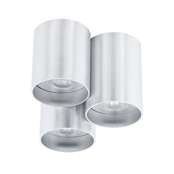 Eglo triospot Lasana aluminium