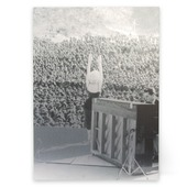 Print  - Marilyn Monroe in Korea 50x70 cm