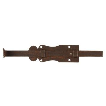 Schuif klassiek 200x30mm + houder