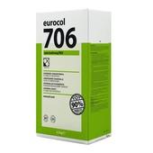 Eurocol speciaal voegmiddel 706 zilvergrijs 2,5 kg