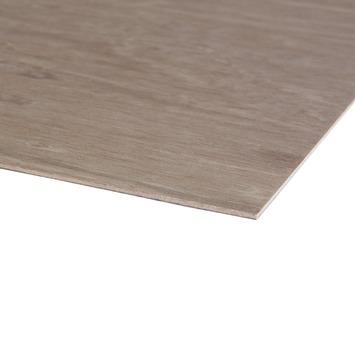 Hardhout multiplex 244x122 cm dikte 3,6 mm