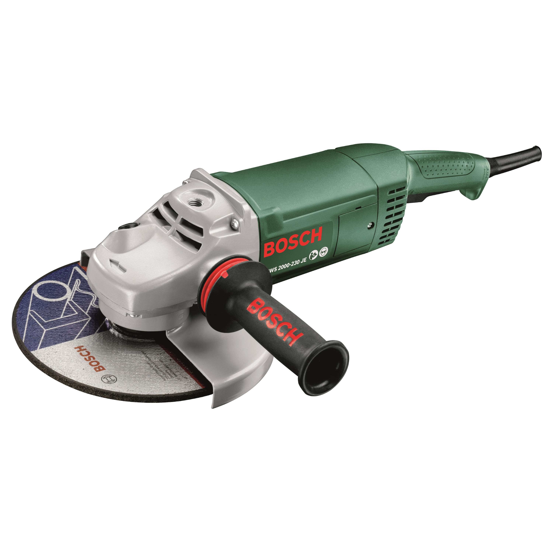 Bosch haakse slijpmachine PWS 2000-230 JE