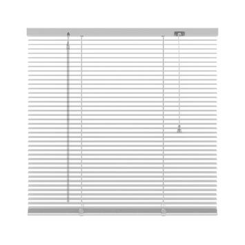 KARWEI horizontale aluminium jaloezie 16 mm wit (201) 60 x 130 cm (bxh)