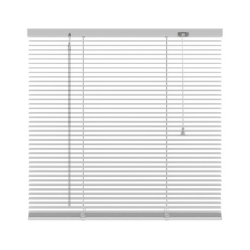 KARWEI horizontale aluminium jaloezie 16 mm wit (201) 140 x 180 cm (bxh)