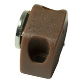 KARWEI magneetsluiting hoek bruin 2 stuks