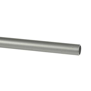 12,7 mm gordijnroede aluminium 150 cm