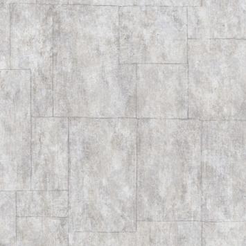 Vliesbehang beton blokken natuurlijk (dessin 101802)
