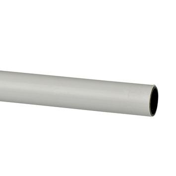 Gordijnroede Ø13 mm wit roede 300 cm