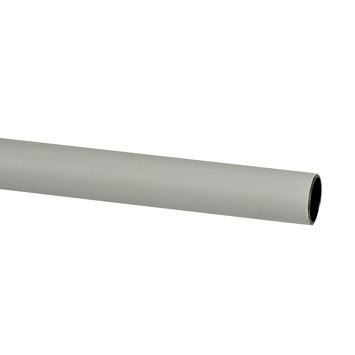 19 mm gordijnroede wit 100 cm