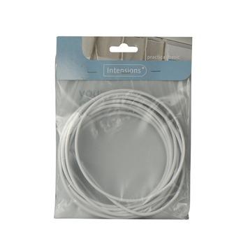 Spandraad spiraal wit kabel 500 cm kopen? gordijnroedes | KARWEI