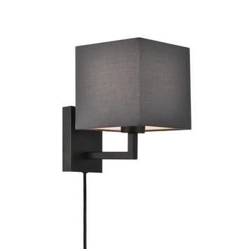Wandlamp Luna grijs
