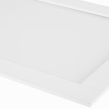 CanDo radiatorbekleding Ancona wit gegrond 100x60 cm