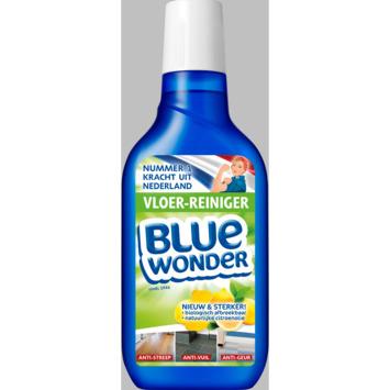 Blue Wonder vloer