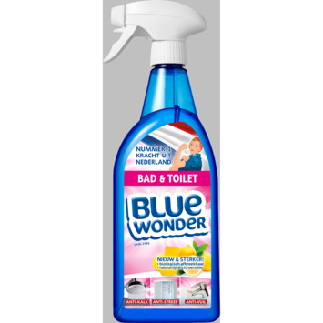 Blue Wonder bad & toilet spray