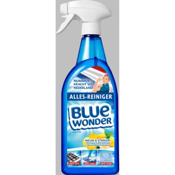 Blue Wonder allesreiniger spray