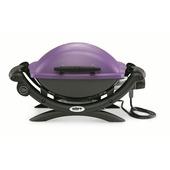 Weber barbecue Q1400 purple